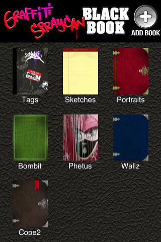 graffiti spray can app