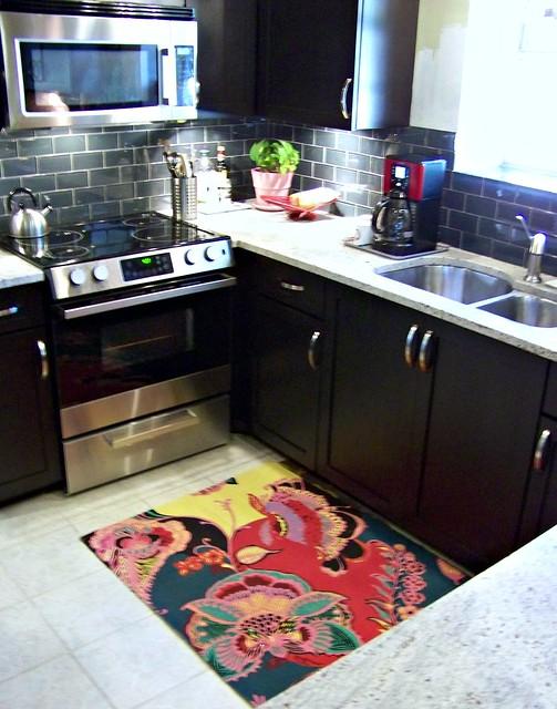new kitchen rug