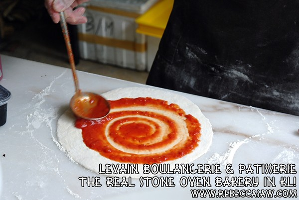 Levain Boulangerie & Patisserie, The real STONE OVEN bakery in KL-23