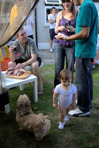 Amélie & Dog