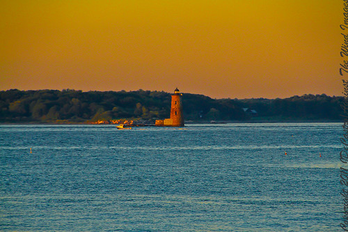 Rye, New Hampshire lighthouse-_MG_9138 by Against The Wind Images