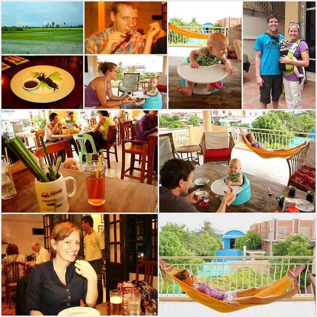 blaine & lindsay in cambodia