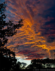Hurricane Irene - Sunday Night Sunset (GAPHIKER) Tags: sunset hurricane irene hws hurricaneirene