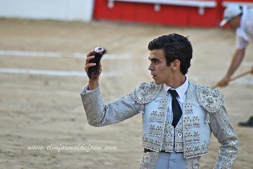 Luis Rivera debuta con Picadore en Melilla