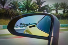 Sepang fly-by (///r3) Tags: cars sports yellow braco lamborghini supercar v10 gallardo ims lp500 wrw4