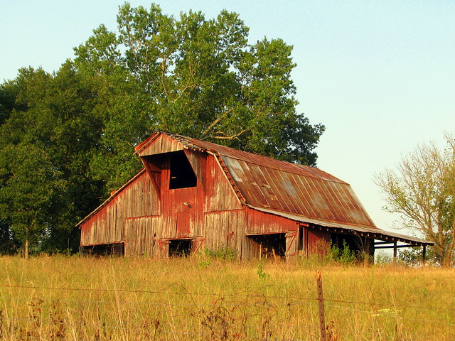 Barn in Overton Co., TN