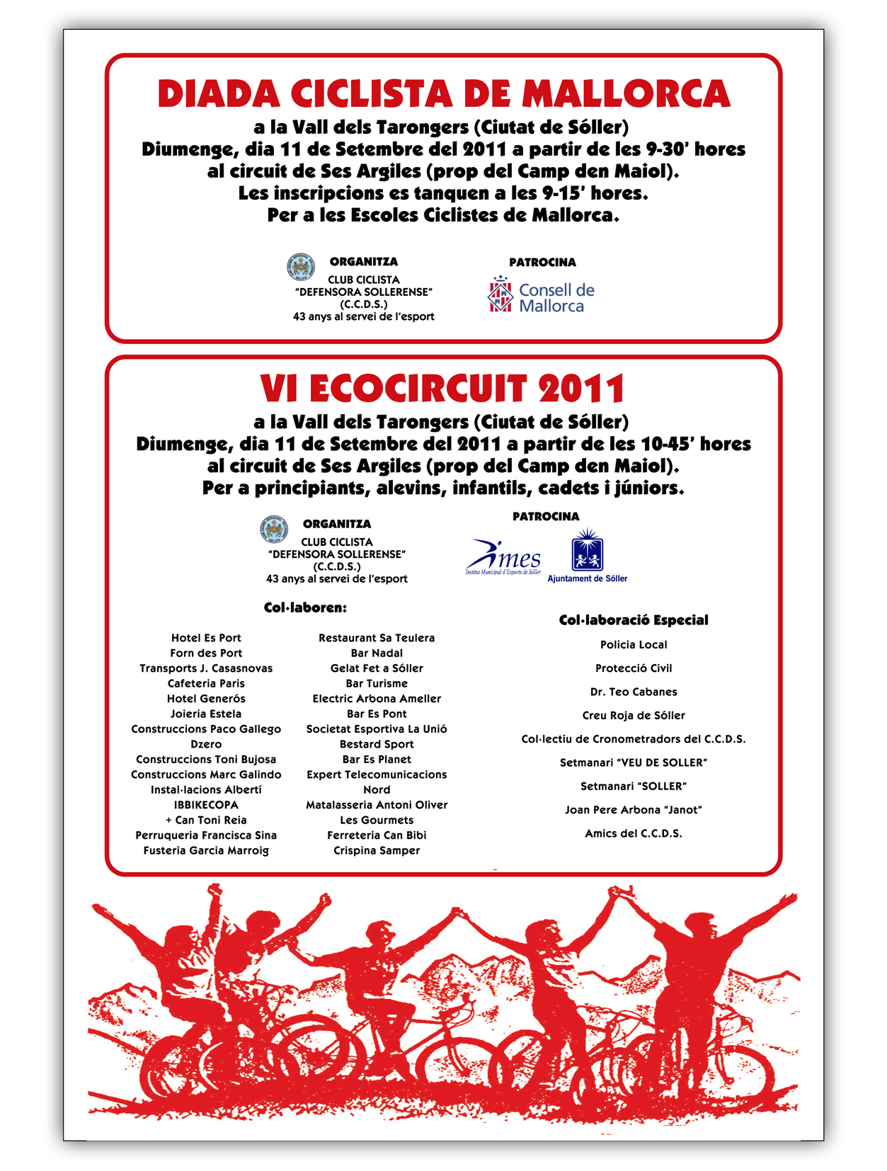 Programa VI Ecocircuit 2011 --                       11-09-2011.-
