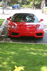 Red Sports Car (Anna Sunny Day) Tags: redsportscar
