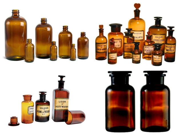 apothecary collage