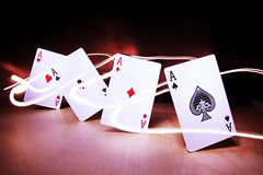Tangled Aces