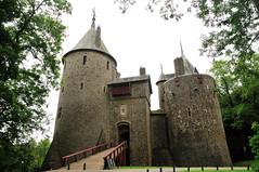 Castell Coch (J-Fish) Tags: castle wales europe cardiff victorian drawbridge castellcoch redcastle d300s 1685mmf3556gvr 1685mmvr
