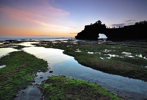 Batu Bolong, Tanah Lot, Bali