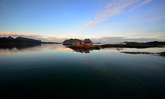 #0741 Lonesome Cottage on Lofoten ***EXPLORED*** (Fjordblick) Tags: sunset sky mountains nature water norway clouds landscape norge wasser europa europe day natur skandinavien norwegen himmel wolken wideangle arctic berge scandinavia nor landschaft reflexion lofoten spiegelung nordnorge norsk svolvaer svolvær lonley weitwinkel northerneurope nordland nordnorwegen arktis northernnorway frameit platinumheartaward visipix bestcapturesaoi elitegalleryaoi mygearandme mygearandmepremium mygearandmebronze mygearandmesilver mygearandmegold mygearandmeplatinum greaterphotographers lofuohta vigilantphotographersunite vpu2 vpu3 vpu4 vpu5 vpu6 vpu7 frameitlevel2 pwpartlycloudy