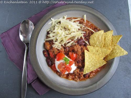 Chili con Carne – Mad Hungry