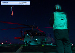 110817-N-EA192-151 (seawavesmag) Tags: air cleaning helicopter flightdeck warlords ddg85 hsl51 ussmccampbell