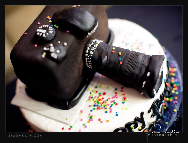 Nikon Happy Birthday 3