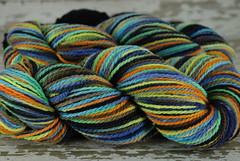 """Black Magic"" 7.9oz Mtn Meadow Wool + 1.95oz trim"