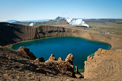 Iceland - Krafla area - Viti (Fanus17) Tags: iceland area krafla viti