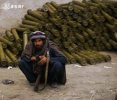Pashtun Mujahid Afghanistan (Afghan Pashtun) Tags: afghanistan war asia fighter weapon afghan terror warrior taliban ammunition guerrilla pathan jihad pakhtun mujahid artilleryshell pashtun mujahideen jehad freedomfighters pashton talibaan afghanmujahideen pashtunwarriors