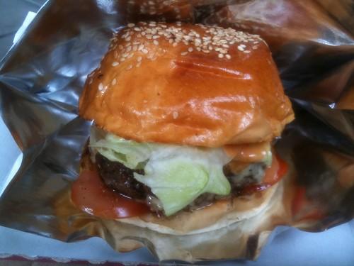 No. 1 Burger