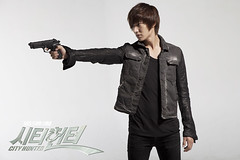 Lee Min Ho Photos from City Hunter