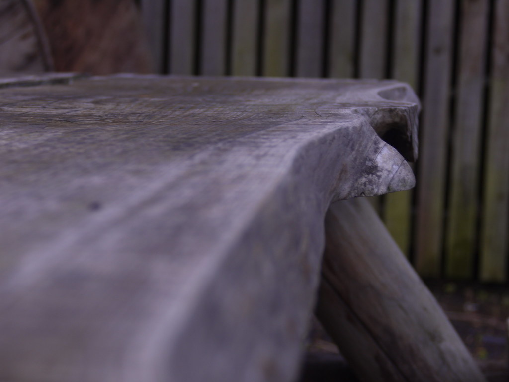 Knoty Table and Fence