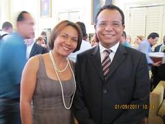 """Jonas Alvarenga - presidente do Grupo Adlim e Jucileide Santana - secretária da presidência • <a style=""""font-size:0.8em;"""" href=""""http://www.flickr.com/photos/63091430@N08/6130078119/"""" target=""""_blank"""">View on Flickr</a>"""