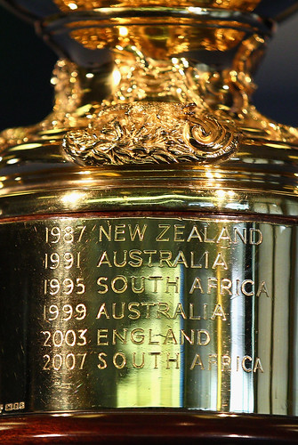 The Rugby World Cup 2011