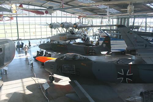 Flugzeuge - Flugwerft Schleißheim