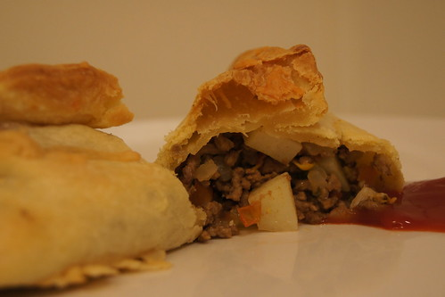 Cornish Pasties - ready to eat