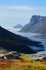 Ocean fog   ( explore ) (John A.Hemmingsen) Tags: seascape nature landscape norge nordnorge troms ersfjordbotn dragondaggeraward nikkor1685dx touraroundtheworld nikond7000 artistoftheyearlevel3 artistoftheyearlevel4 tawclub5starsgold artistoftheyearlevel5