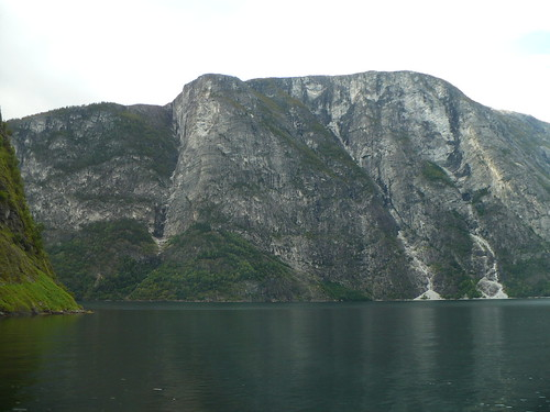 """Naeroyfjord """"Narrow Fjord"""""""