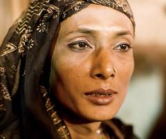 Hijra beauty (PawelBienkowski) Tags: portrait delhi islam transvestites muslims eunuch hijra urs transsexuals nizamuddin
