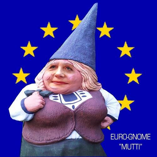 EURO GNOME MUTTI by Colonel Flick