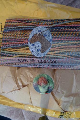 Yarn post