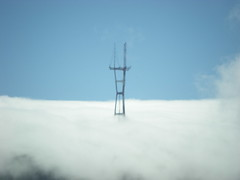 Sutro Tower, SF, CA, 8/25/11, 01