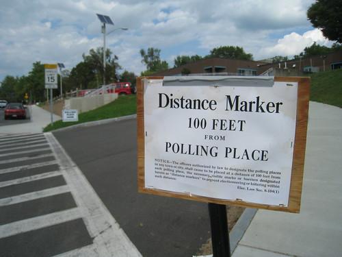 Distance Marker