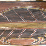 "<b>Dragon</b><br/> Narjarubu ""Dragon"" Painting, ca. 1927 LFAC #2004:06:06<a href=""http://farm7.static.flickr.com/6071/6147705094_d95555f1b8_o.jpg"" title=""High res"">∝</a>"