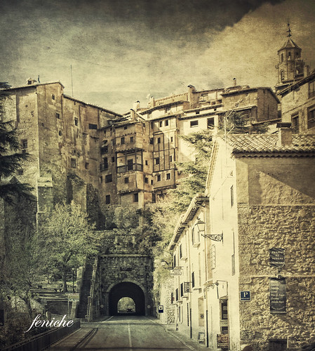 albarracin entrada by feniche