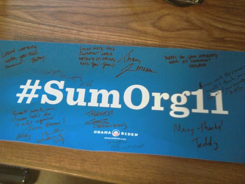 Thank You #SumOrg11