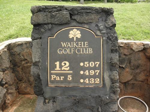 WAIKELE COUNTRY CLUB 177