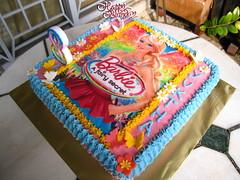 IMG_1994 (Celebrate With A Cake) Tags: birthday cake barbie wwwcelebratewithacakenet
