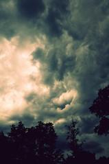storm (M. (Rattie)) Tags: ohio storm rain ominous thunderstorm stormclouds summer2011