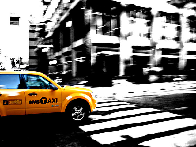 Cab Yelloway