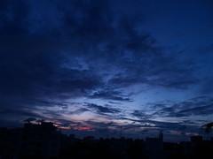 SunRise - #01082011-P8017282 (photographic Collection) Tags: sun india sunrise 1st olympus photographic collection ap e300 aug rise hyderabad andhra pradesh evolt 2011 sarma kalluri bheemeswara bkalluri