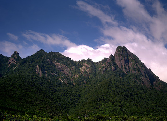 Mountain named mocchomu