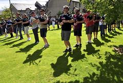 Scotland 2011 - Practice Day 2