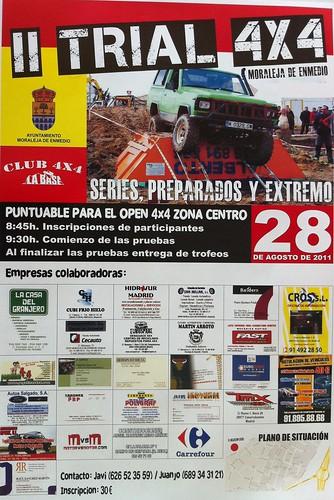 Trial 4x4 Zona Centro Moraleja de Enmedio