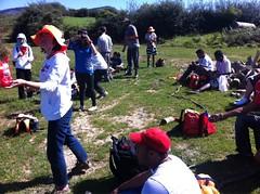 Breaktime (MAGIS2011) Tags: youth experiments spain young social loyola spirituality burgos jesuits magis experiences pilgrimages ignatian magis2011 adolfonicols