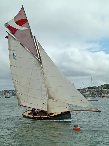 moon boat cornwall sailing yacht working falmouth